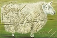 Good Wool Society Fine-Art Print