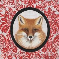 Fox Portrait Fine-Art Print