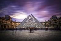Louvre I Fine-Art Print
