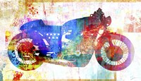 Moto V Fine-Art Print