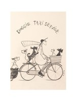 Doggie Taxi Fine-Art Print