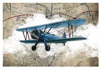 Biplane 1 Fine-Art Print