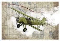 Biplane 2 Fine-Art Print