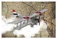 Biplane 4 Fine-Art Print