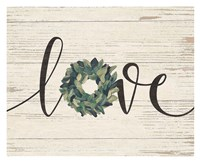 Love Wreath Fine-Art Print