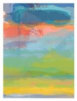 Coral Sky Fine-Art Print