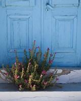 Santorini I Crop Fine-Art Print