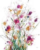 Hidden on White Crop Fine-Art Print