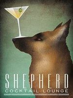 Shepherd Martini Fine-Art Print