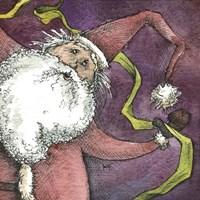 Santa V Fine-Art Print