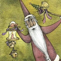 Santa VII Fine-Art Print