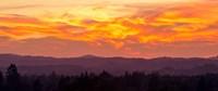 Blazing Sunset Fine-Art Print