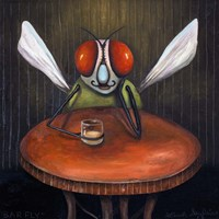 Bar Fly Fine-Art Print