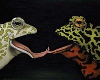 Horny Toads 1 Fine-Art Print