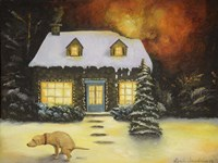 Kinkade's Worst Nightmare Updated X Fine-Art Print