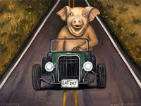 Road Hog Fine-Art Print