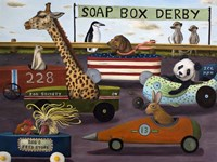 Soap Box Derby Fine-Art Print