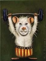 Super Rat Fine-Art Print