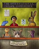 International Cyclops Convention Fine-Art Print