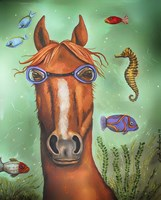 Sea Horse Fine-Art Print