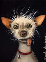 Ugly Dog Fine-Art Print