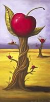 Surreal Cherry Tree Fine-Art Print
