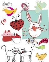 Doodlez Fine-Art Print