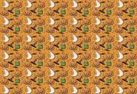 Pumpkin Pattern Fine-Art Print