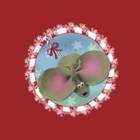Christmas Critters Mouse Fine-Art Print