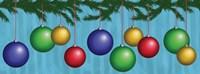 Christmas Ornaments Fine-Art Print