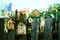 The Neighborhood Watch Patrol Fine-Art Print