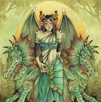 Dragon Queen Fine-Art Print