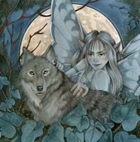 Fairy Of The Night Fine-Art Print