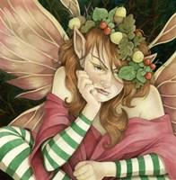 The I'm Bored Fairy Fine-Art Print