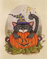 Little Pumpkin Fine-Art Print