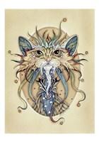 Mog Merlin Fine-Art Print