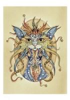 Mog Morgana Le Fay Fine-Art Print