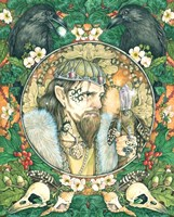 The Calling Of Merlin Fine-Art Print