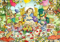 The Mad Tea Party Fine-Art Print