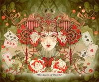 The Queen Of Hearts Fine-Art Print