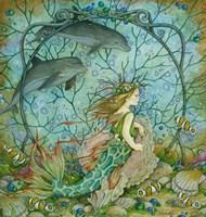 Little Mermaid Fine-Art Print