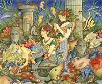 Morning In Atlantis Fine-Art Print