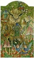 Wise Old Owl Fine-Art Print