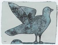 Stoned Pigeon 13 Fine-Art Print