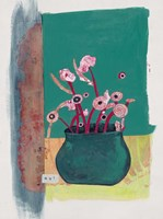 Iron Pot 6 Fine-Art Print