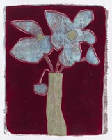 Blue Bouquet 8 Fine-Art Print