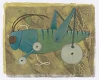 Cricket On Wheels 18 Fine-Art Print