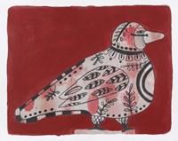 Mardi Gras Bird 19 Fine-Art Print