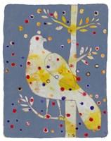 Dotted Bird Fine-Art Print