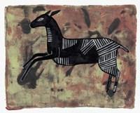 Ethnic Deer Fine-Art Print